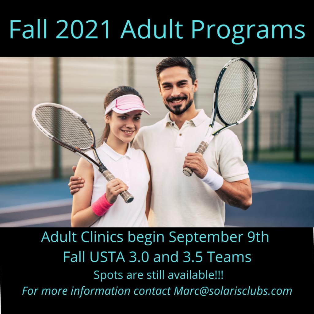 Fall Adult Programs-2